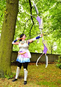 Cosplay-Cover: Ina-Hime