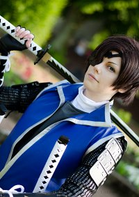 Cosplay-Cover: Date Masamune
