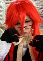Cosplay-Cover: Grell Sutcliffe - グレル サトクリフ