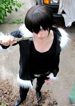 Cosplay-Cover: Izaya Orihara - 折原 臨也,