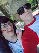 Cosplay-Cover: Dave Strider ( ALPHA ) /Shizuo H.