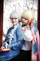 Cosplay-Cover: Howl/Hauro