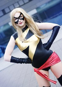 Cosplay-Cover: Ms. Marvel