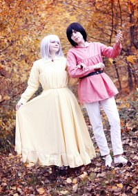 Cosplay-Cover: Sophie Hatter - Yellow Dress