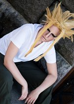 Cosplay-Cover: Toshinori Yagi