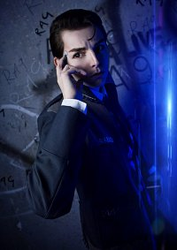 Cosplay-Cover: RK800 {Connor}