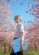 Cosplay-Cover: Kaworu Nagisa