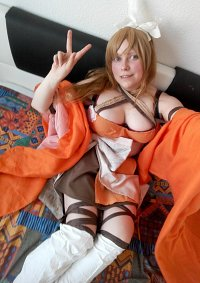 Cosplay-Cover: Kureha