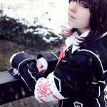 Cosplay: Yuuki Cross - [黒主 優姫]