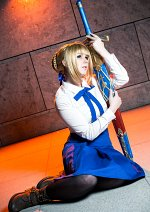 Cosplay-Cover: Saber [Casual]