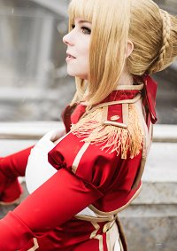 Cosplay-Cover: Saber Nero