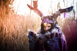 Cosplay-Cover: Eulengottheit Ovowapi