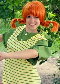 Cosplay-Cover: Pippi Langstrumpf