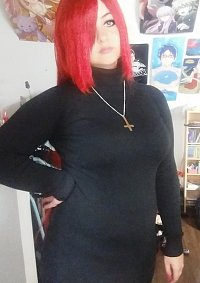 Cosplay-Cover: Parasoul