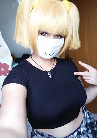 Cosplay-Cover: Popuko