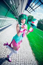 Cosplay-Cover: Ranka Lee [Niji iro kuma kuma]