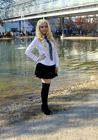 Cosplay-Cover: Slytherin Girl