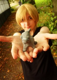 Cosplay-Cover: Alphonse Elric (Child)