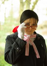 Cosplay-Cover: Grell Sutcliff [Butler]