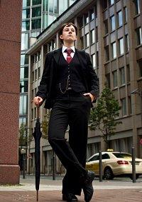 Cosplay-Cover: Mycroft Holmes (BBC)