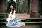 Cosplay-Cover: Susan Pevensie (Farewell Gown)