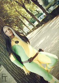 Cosplay-Cover: Rogue (Comic)
