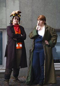 Cosplay-Cover: Toni [Deponia]