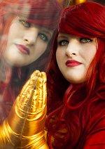 Cosplay-Cover: Dark Phoenix (Jean Grey)