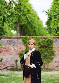 Cosplay-Cover: Lord Thomas Hamilton