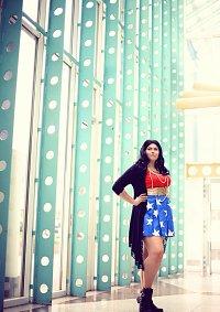 Cosplay-Cover: Wonder Woman • Fanart
