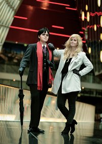 Cosplay-Cover: Oswald [Penguin] Cobblepot