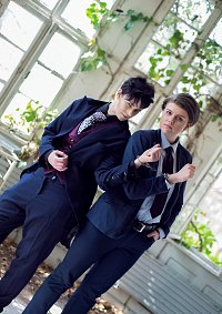 Cosplay-Cover: Oswald Chesterfield Cobblepot (S3/E20 Pre finale)
