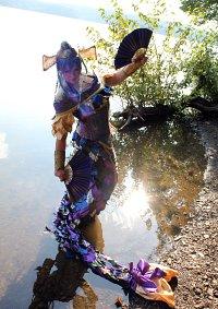 Cosplay-Cover: Der Regenbogenfisch