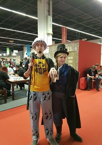 Cosplay-Cover: Sabo (weibliche Version)