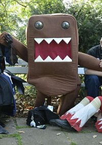 Cosplay-Cover: Domo