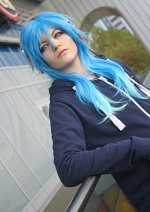 Cosplay-Cover: Aoba Seragaki  ~Sly Blue