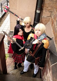 Cosplay-Cover: Ace [Type-0]