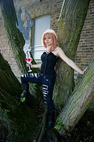 Cosplay-Cover: Lightning [Dissidia]