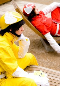 Cosplay-Cover: Eito Ranger Yellow [Ryo Nishikido]