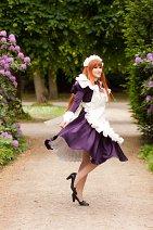 Cosplay-Cover: Mikuru Asahina - Maid Dress