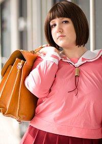 Cosplay-Cover: Kaorin - Winter Schuluniform