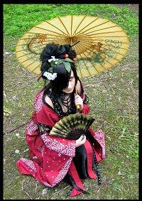 Cosplay-Cover: Asagi - Ouka saki some ni keri