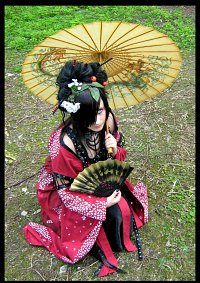 Cosplay-Cover: Asagi - Ouka saki some ni keri
