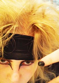 Cosplay-Cover: TOSHI (X-Japan)
