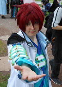 Cosplay-Cover: Asbel Lanth