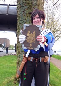 Cosplay-Cover: Sorey