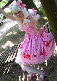 "Cosplay-Cover: Hello Kitty ""Lolita Style"""