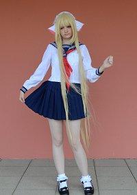 Cosplay-Cover: Chii (School Uniform)