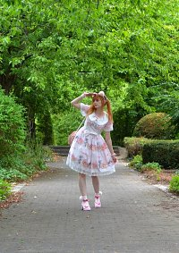 Cosplay-Cover: Don't eat rabbit (Souffle Song)