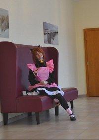 Cosplay-Cover: Sakura Kinomoto (Pink Cat Costume)